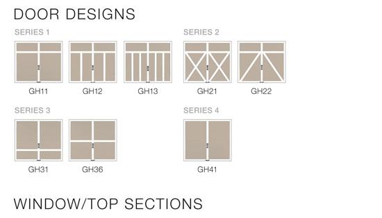Carriage House Door Designs